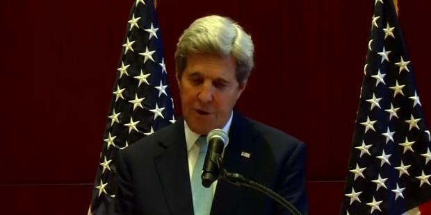 Kerry: Zwei-Staaten-Lösung einziger Weg