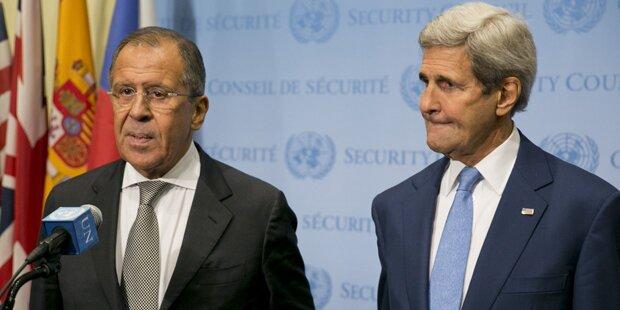 Friedens-Gipfel zu Syrien in Wien