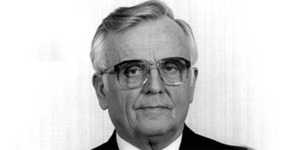 Burgenlands Alt-LH Theo Kery gestorben