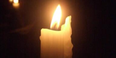Brennende Kerze löste Feueralarm aus