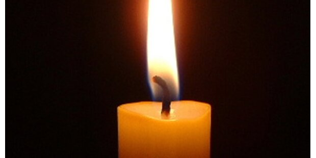 85-Jährige stirbt bei Kerzenbrand