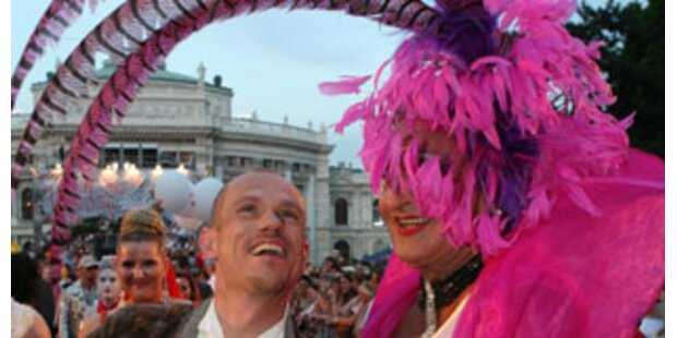 Keszler: Sein Countdown zum Life Ball 2008