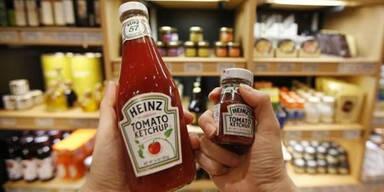 QR-Code auf Ketchup führte zu Porno