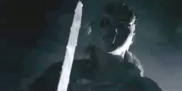 Stihl: Horror-Kettensägen-Spot