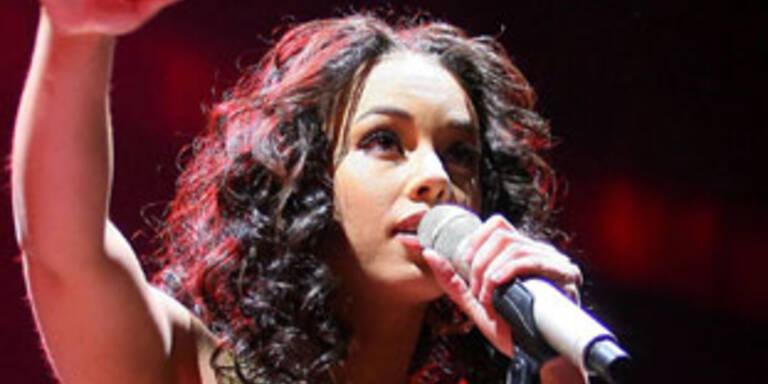 Alicia Keys redet sich in kompletten Strudel
