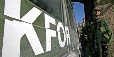 Österreichischer Soldat im Kosovo verletzt