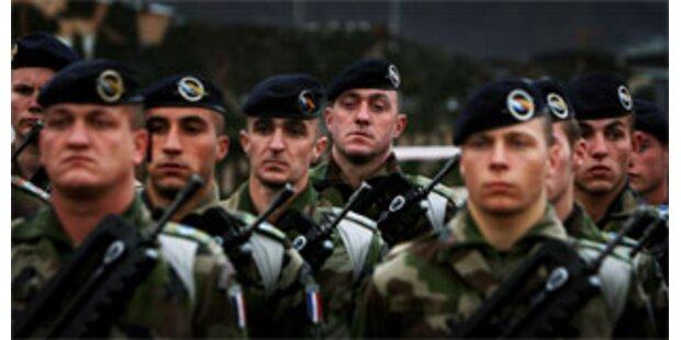 KFOR rechnet mit Konflikten im Kosovo