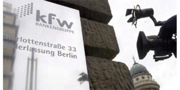 Zwei Kfw-Vorstände nach Lehmann-Panne gefeuert