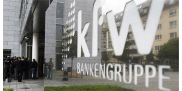 Deutsche KfW-Bank verliert Millionen in Island