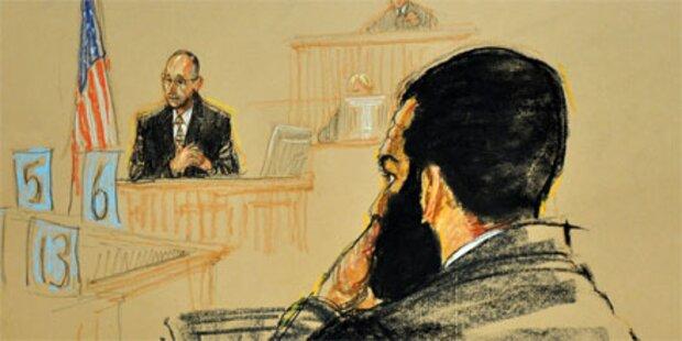 Guantanamo-Häftling zeigt Reue
