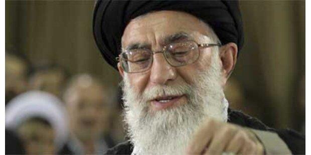 Neuauszählung im Iran durchgesetzt
