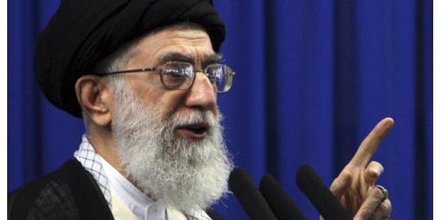 Iran setzt Deutschland unter Druck