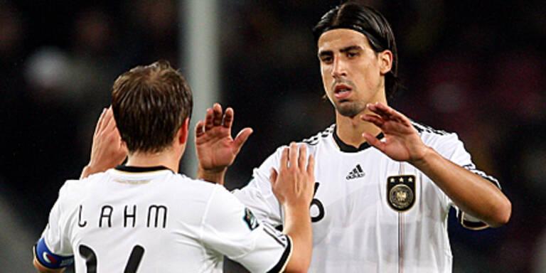 Löw hofft gegen Österreich auf Khedira