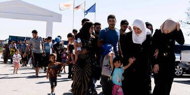 Migranten-Flüchtlinge-Zypern