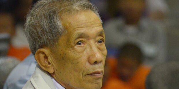 Lebenslang für Folterchef der Roten Khmer