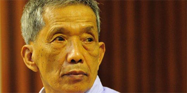 Ex-Folterchef geht für 19 Jahre in Haft