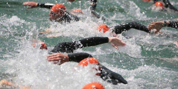 Salzburger Land Triathlon 2011