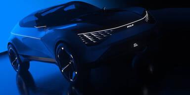 Kia bringt E-Crossover mit 500 km Reichweite