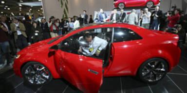 Kia präsentiert mit dem Koup erstes Sportcoupé