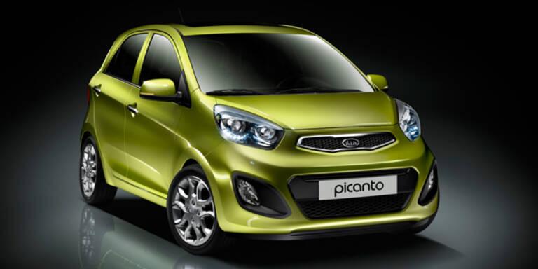 Testen Sie den neuen KIA Picanto!