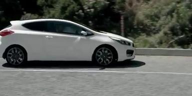 Der neue Kia cee'd GT macht Golf Konkurrenz