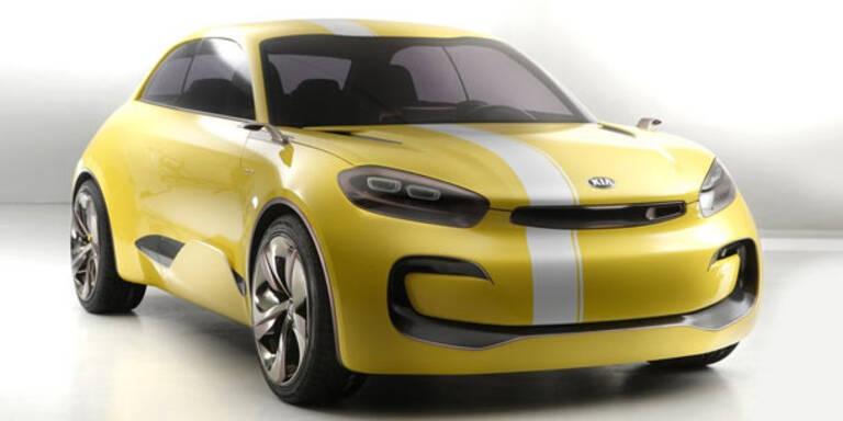 Kia Cub Concept gibt neuen Design-Ausblick