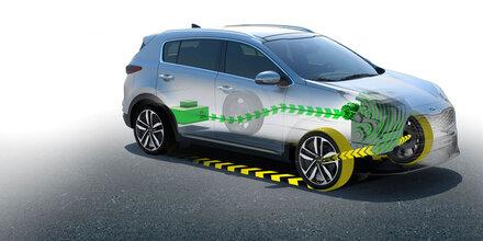 Kia bringt günstigen Mild-Hybridantrieb