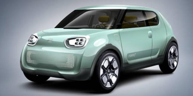 Kia präsentiert das Elektroauto Naimo