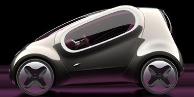 Kia Pop - Neues E-Auto für Paris