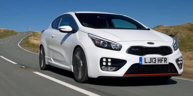 Kia cee'd GT mit 204 PS im Fahrbericht
