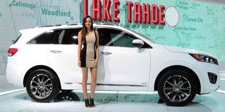 Hyundai und Kia voll auf Erfolgskurs