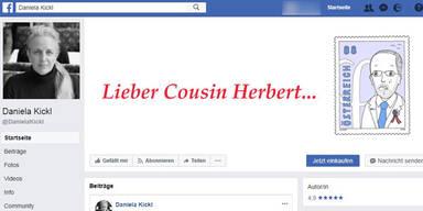 Kickl-Cousine schockt mit Nazi-Vergleich