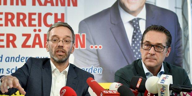 Koalition: FPÖ stellt Bedingungen an Kern
