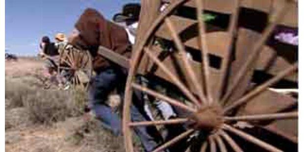 Kinder in TV-Show in Wüste ausgesetzt