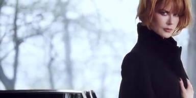 Neuer Jimmy Choo Spot mit Nicole Kidman