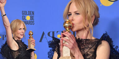 Nicole Kidman Globes