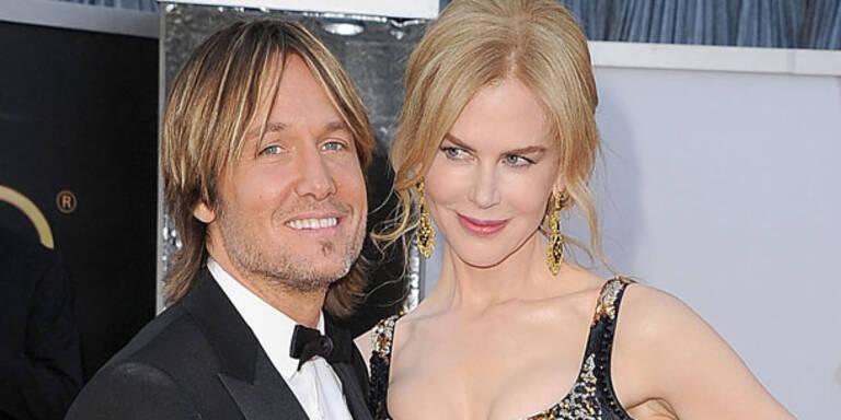 Kidman: Heiße Sex-SMS von Ehemann Keith
