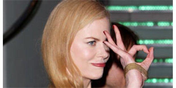 Nicole Kidman angeblich doch nicht schwanger
