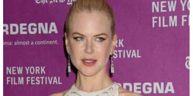 Nicole Kidman hatte Hautkrebs