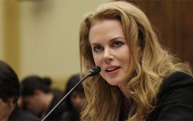 Nicole Kidman engagiert sich für Frauen