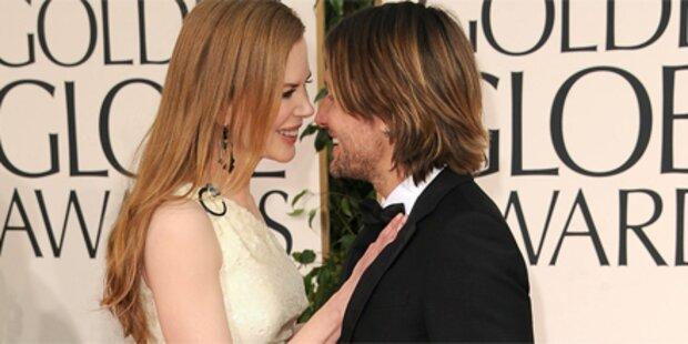 Zweites Baby für Nicole Kidman
