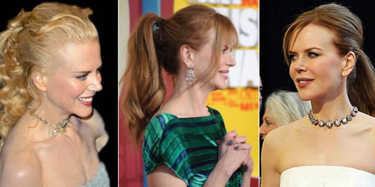 Nicole Kidman bald mit Glatze?