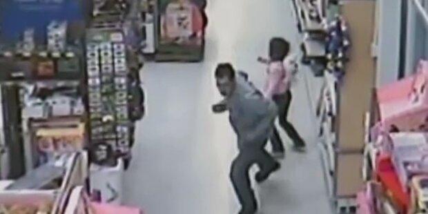 Mann versucht 7-Jährige zu entführen