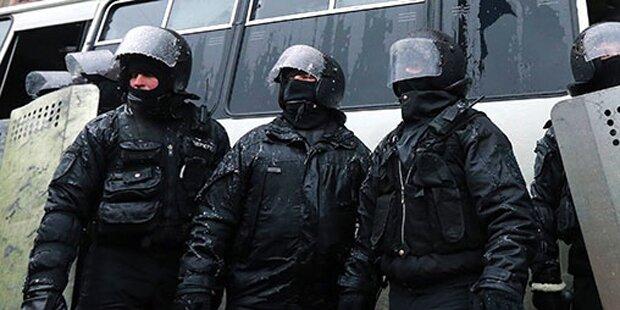 Schock: Bombendrohung in Kiew - U-Bahnen geschlossen