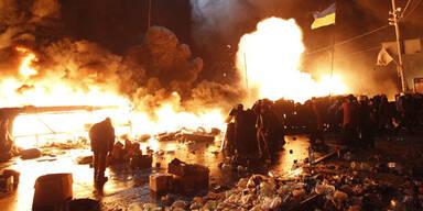 """""""Waffenstillstand"""" in der Ukraine"""