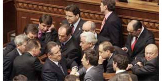 Abstimmung über Timoschenko verschoben