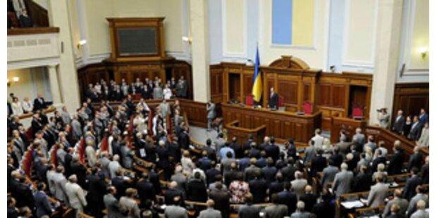 Regierung in Kiew geplatzt