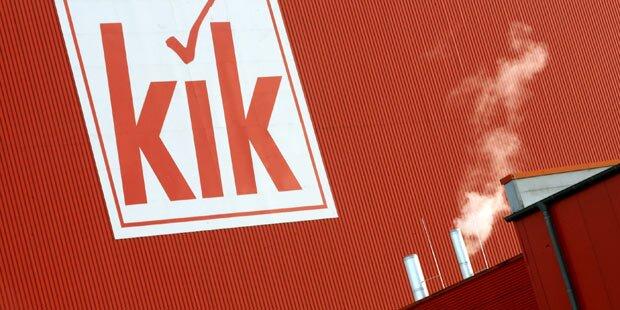 Streik bei KiK geht weiter