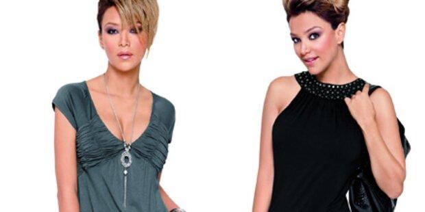 Look aufbügeln: Verona designt für KiK