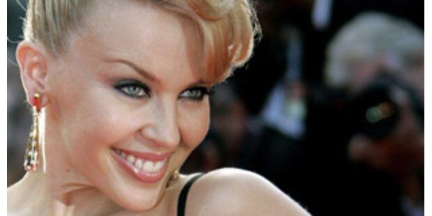 Kylie Minogue kommt nach Wien